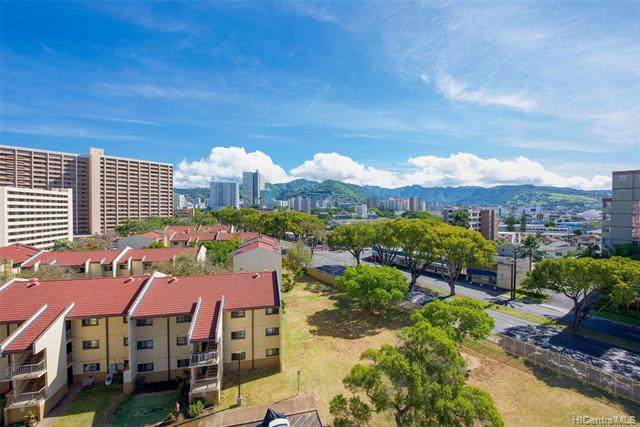 1650 Kanunu Street #816, Honolulu, HI 96814 (MLS #202109524) :: Hawai'i Life
