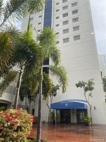 400 Hobron Lane #2511, Honolulu, HI 96815 (MLS #202109531) :: Keller Williams Honolulu