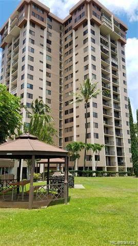 98-501 Koauka Loop A407, Aiea, HI 96701 (MLS #202109537) :: Barnes Hawaii