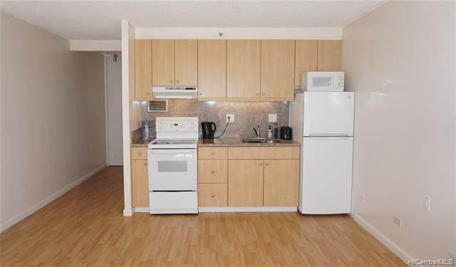 364 Seaside Avenue #1803, Honolulu, HI 96815 (MLS #202109544) :: Keller Williams Honolulu