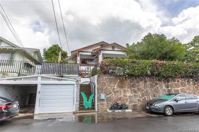 726 Green Street, Honolulu, HI 96813 (MLS #202109588) :: Keller Williams Honolulu