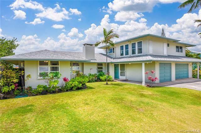 77 Kaiholu Place, Kailua, HI 96734 (MLS #202109596) :: Corcoran Pacific Properties