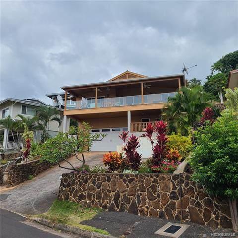 3802 Mariposa Drive, Honolulu, HI 96816 (MLS #202109613) :: Keller Williams Honolulu