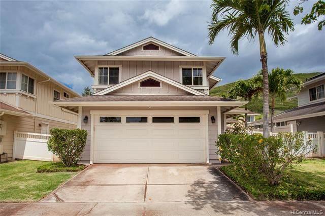 92-6065 Nemo Street #15, Kapolei, HI 96707 (MLS #202109617) :: Keller Williams Honolulu