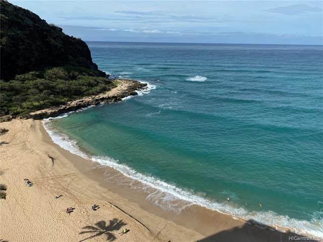 84-1021 Lahilahi Street #905, Waianae, HI 96792 (MLS #202109620) :: Barnes Hawaii