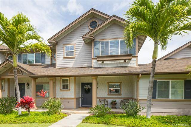 91-2119 Kaioli Street #2804, Ewa Beach, HI 96706 (MLS #202109659) :: Barnes Hawaii