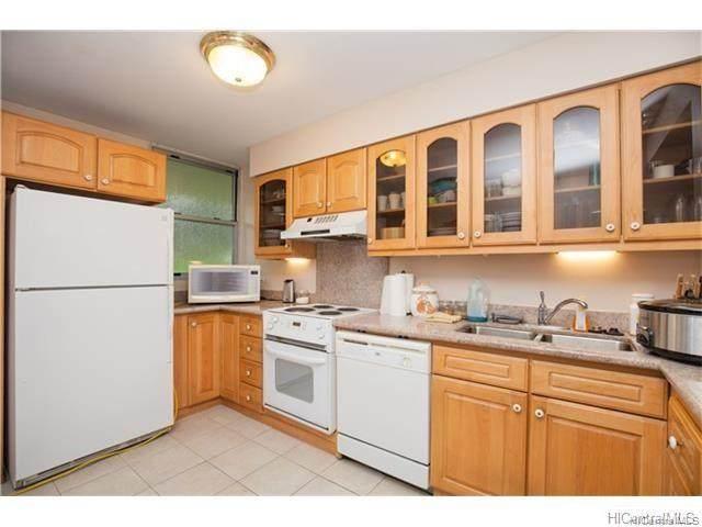 500 University Avenue #133, Honolulu, HI 96826 (MLS #202109661) :: LUVA Real Estate