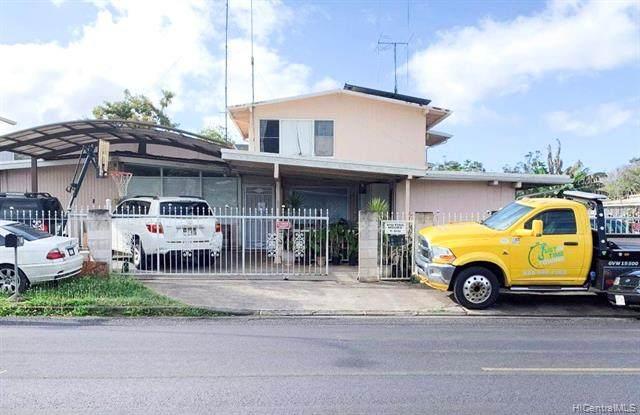 83 Kilani Avenue, Wahiawa, HI 96786 (MLS #202109664) :: Keller Williams Honolulu