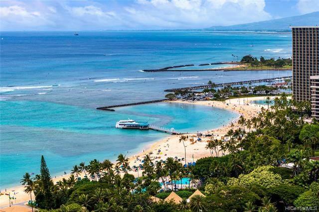 223 Saratoga Road #3103, Honolulu, HI 96815 (MLS #202109684) :: Keller Williams Honolulu