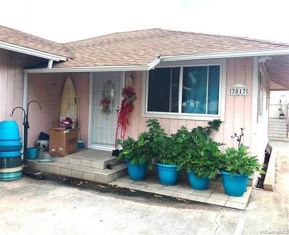 3817 Kaimuki Avenue A, Honolulu, HI 96816 (MLS #202109719) :: Keller Williams Honolulu
