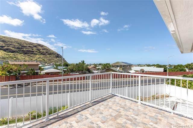 86-916 Alamihi Place, Waianae, HI 96792 (MLS #202109720) :: Keller Williams Honolulu