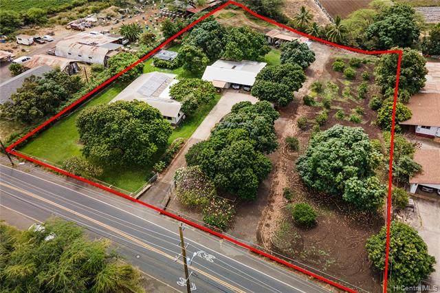 85-695 Waianae Valley Road, Waianae, HI 96792 (MLS #202109730) :: Keller Williams Honolulu