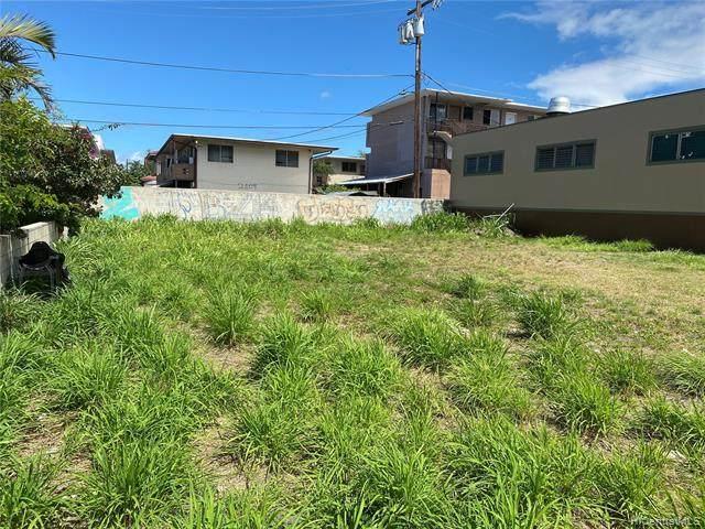 1324 S Middle Street, Honolulu, HI 96819 (MLS #202109731) :: Keller Williams Honolulu