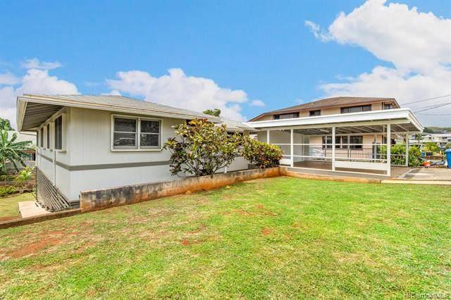 1187 Hookahi Street, Pearl City, HI 96782 (MLS #202109758) :: Hawai'i Life