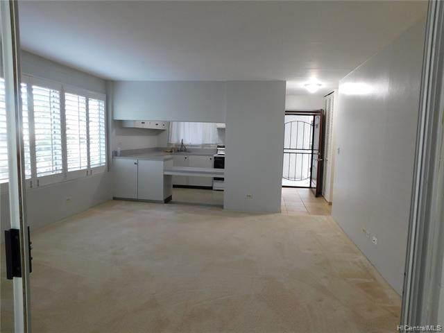 1658 Liholiho Street #201, Honolulu, HI 96822 (MLS #202109761) :: Barnes Hawaii