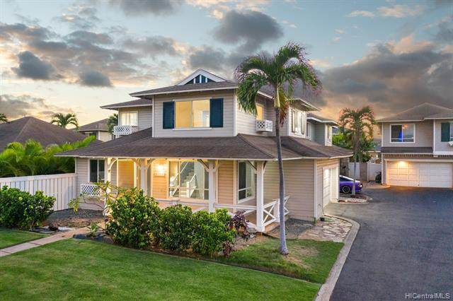 91-1001 Waaula Street C, Kapolei, HI 96707 (MLS #202109770) :: Keller Williams Honolulu