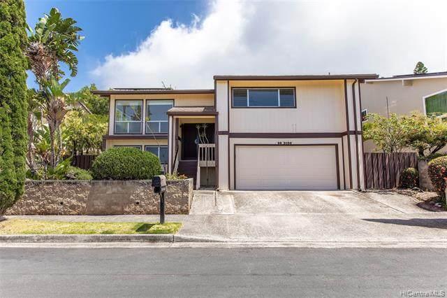 98-2036 Kikala Street, Aiea, HI 96701 (MLS #202109774) :: Keller Williams Honolulu