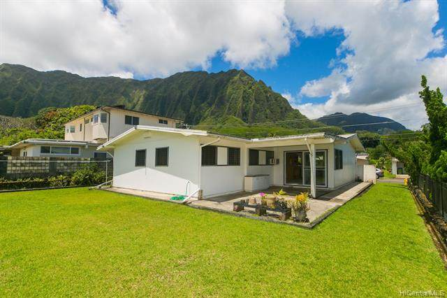 45-668 Luluku Road, Kaneohe, HI 96744 (MLS #202109776) :: Keller Williams Honolulu