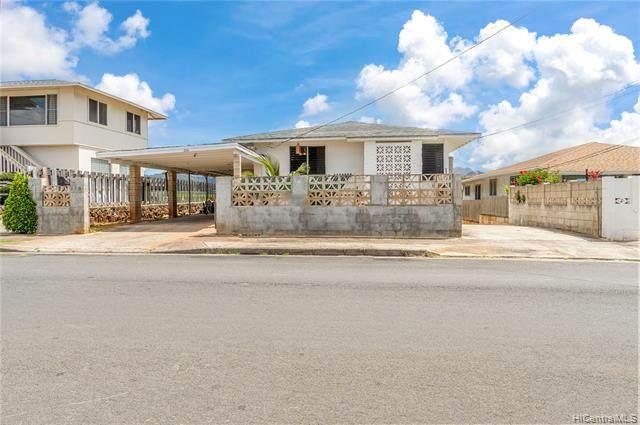 1161 Wanaka Street, Honolulu, HI 96818 (MLS #202109793) :: Barnes Hawaii
