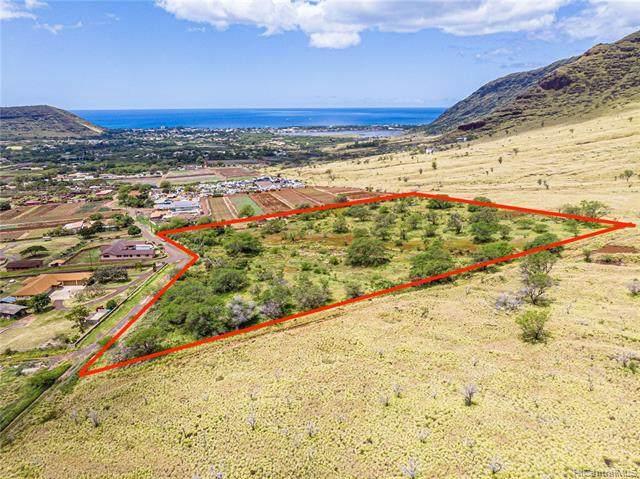 85-1330G Waianae Valley Road, Waianae, HI 96792 (MLS #202109802) :: Corcoran Pacific Properties