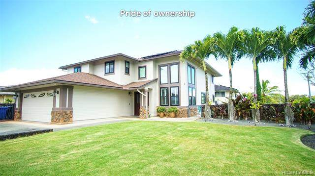95-206 Halehaku Place, Mililani, HI 96789 (MLS #202109841) :: Corcoran Pacific Properties