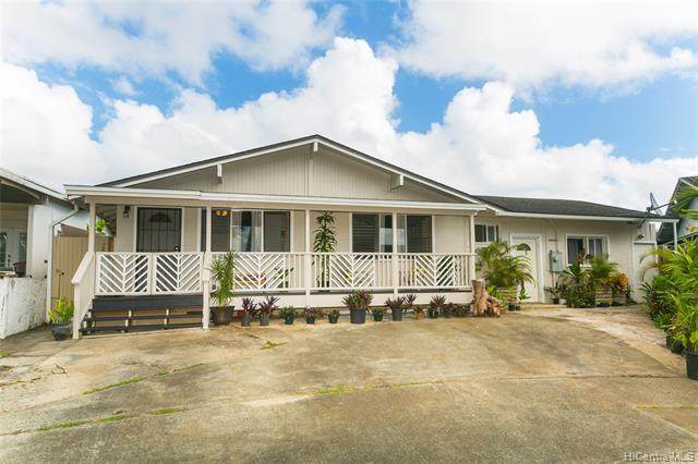 47-373 Keohapa Place, Kaneohe, HI 96744 (MLS #202109850) :: Barnes Hawaii