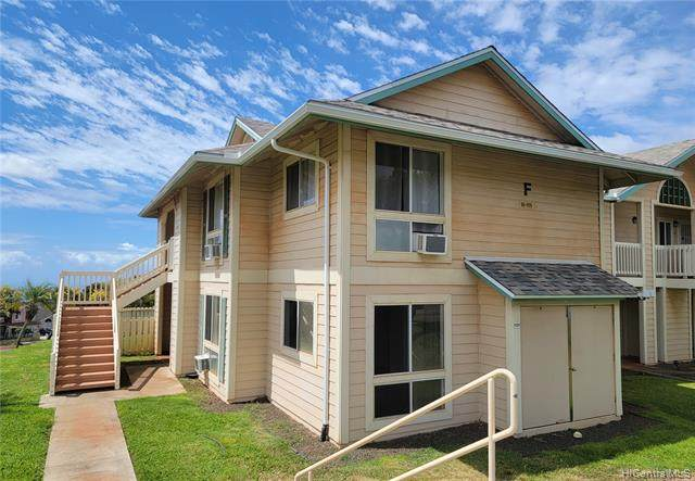 92-1175 Palahia Street F106, Kapolei, HI 96707 (MLS #202109872) :: Hawai'i Life