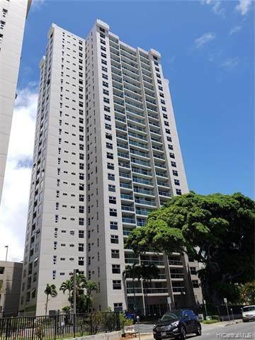 1450 Young Street #204, Honolulu, HI 96814 (MLS #202109887) :: Keller Williams Honolulu
