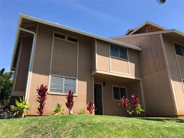 98-854 Noelani Street #759, Pearl City, HI 96782 (MLS #202109905) :: Keller Williams Honolulu