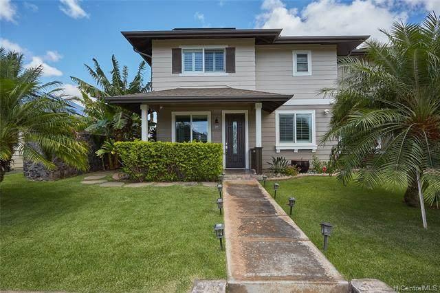 409 Koakoa Street, Kapolei, HI 96707 (MLS #202109921) :: Keller Williams Honolulu