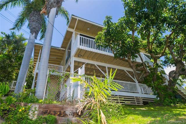 326 A Iolani Avenue, Honolulu, HI 96813 (MLS #202109927) :: Corcoran Pacific Properties