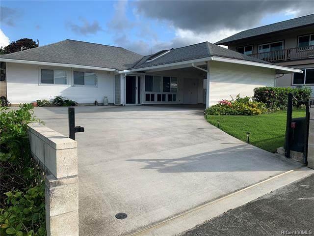 46-090 Ipuka Street, Kaneohe, HI 96744 (MLS #202109935) :: Keller Williams Honolulu