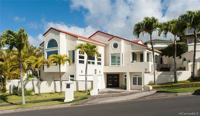 162 Kokololio Place, Honolulu, HI 96821 (MLS #202109953) :: Corcoran Pacific Properties