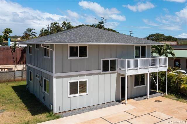 66-506 Paalaa Road, Haleiwa, HI 96712 (MLS #202109973) :: Corcoran Pacific Properties