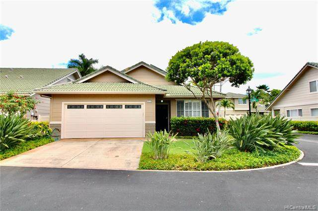 91-215 Lukini Place, Ewa Beach, HI 96706 (MLS #202109980) :: Island Life Homes