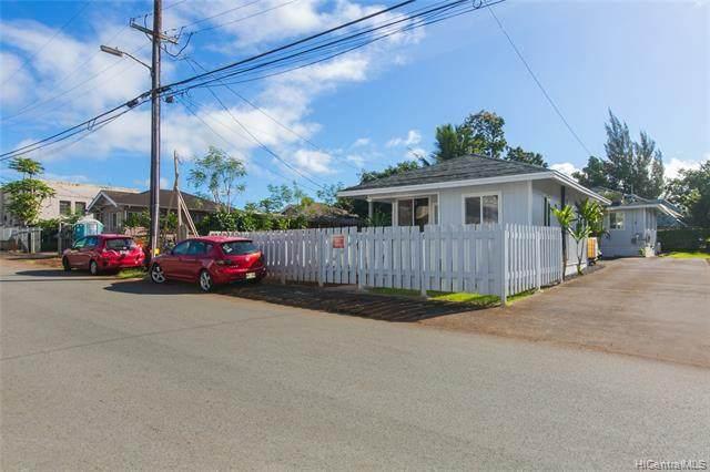 54 Walker Avenue, Wahiawa, HI 96786 (MLS #202109990) :: Team Lally