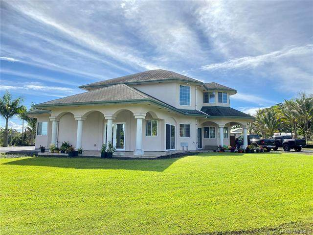 16-105 Pohaku Drive, Keaau, HI 96749 (MLS #202109994) :: Barnes Hawaii