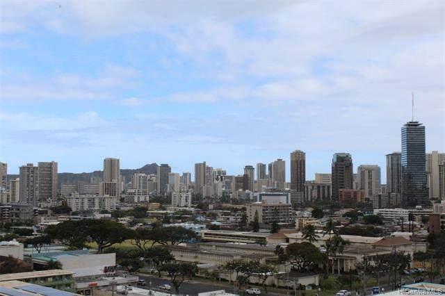 1315 Kalakaua Avenue #1104, Honolulu, HI 96826 (MLS #202110070) :: Hawai'i Life