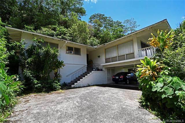 Address Not Published, Honolulu, HI 96822 (MLS #202110090) :: Hawai'i Life