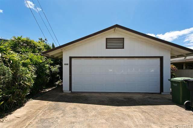1424 Gregory Street, Honolulu, HI 96817 (MLS #202110115) :: Hawai'i Life