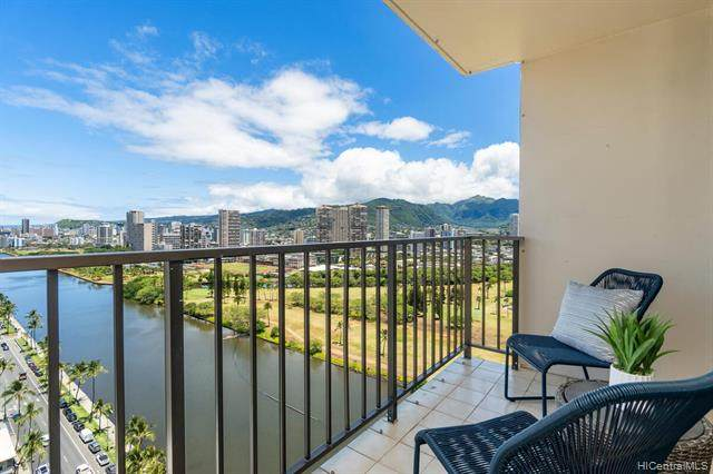 2345 Ala Wai Boulevard - Photo 1
