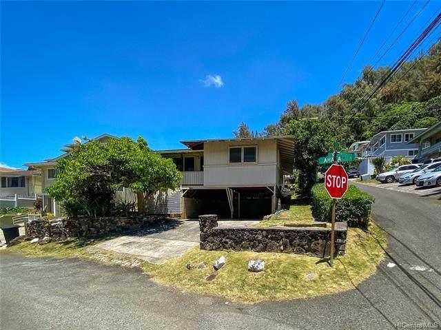 2844 Kamanaiki Street, Honolulu, HI 96819 (MLS #202110135) :: Keller Williams Honolulu