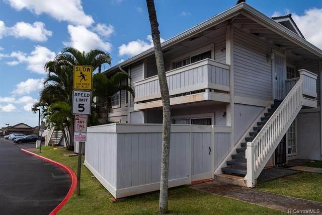 94-1075 Kepakepa Street D5, Waipahu, HI 96797 (MLS #202110155) :: Keller Williams Honolulu