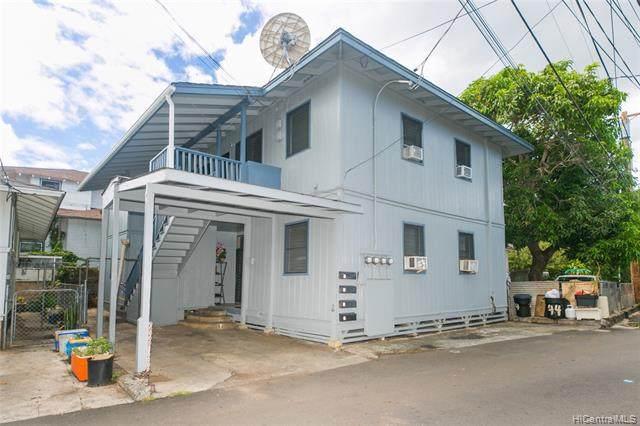 44 Kauila Street, Honolulu, HI 96813 (MLS #202110156) :: Keller Williams Honolulu