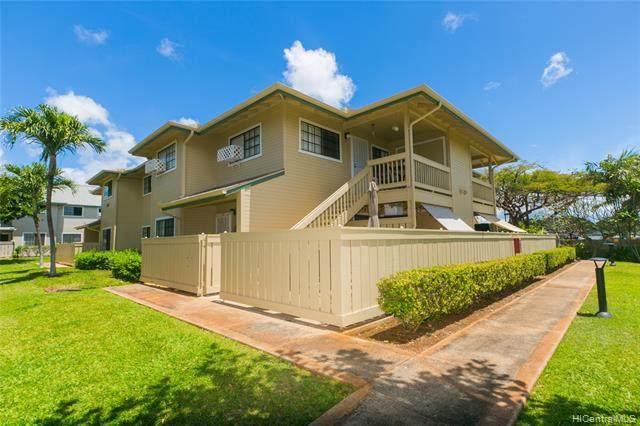 91-1034 Kaiau Avenue 9E, Kapolei, HI 96707 (MLS #202110174) :: Keller Williams Honolulu