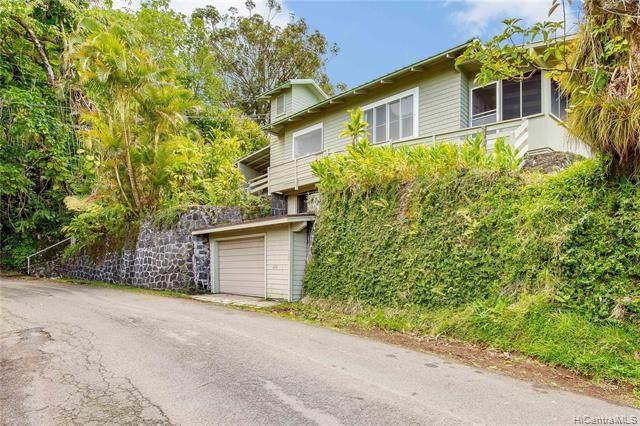 4054 Tantalus Drive, Honolulu, HI 96822 (MLS #202110176) :: Island Life Homes