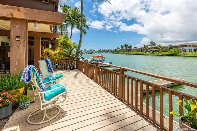 444 Lunalilo Home Road #312, Honolulu, HI 96825 (MLS #202110256) :: Keller Williams Honolulu