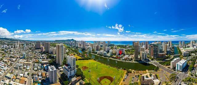 444 Keoniana Street, Honolulu, HI 96815 (MLS #202110262) :: Team Lally