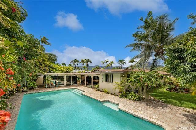 513 Kaiemi Street, Kailua, HI 96734 (MLS #202110295) :: Keller Williams Honolulu