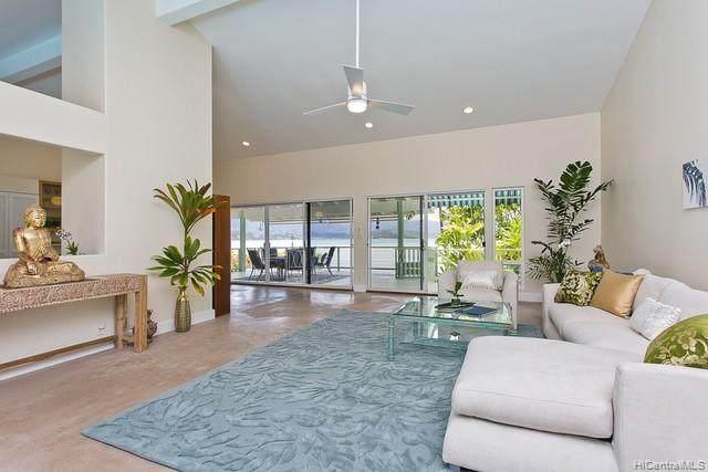44-315 Kaneohe Bay Drive, Kaneohe, HI 96744 (MLS #202110303) :: Barnes Hawaii